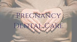 Εγκυμοσύνη και οδοντίατρος